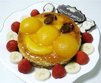 アンパンマンのバースデーケーキ