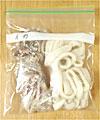イカのフリージング(冷凍保存)